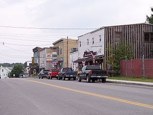 William Avenue (Route 32) in Davis (2006)