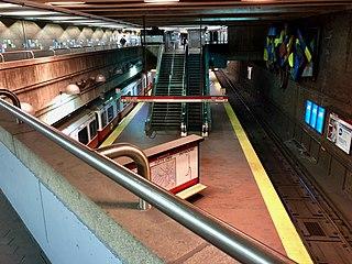 Davis station (MBTA) MBTA subway station