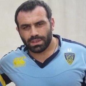 Davit Zirakashvili - Davit Zirakashvili for ASM Clermont Auvergne