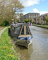 Dawn in the Leeds & Liverpool Canal, Skipton (26705199682).jpg