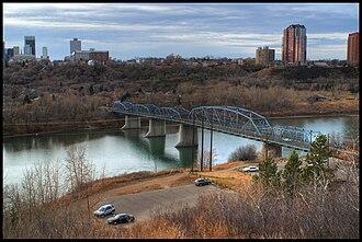 Dawson Bridge - Dawson Bridge as of 2008