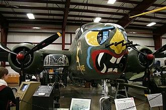 Gunship - Image: Day 19 Air Museum & Hartford (2912733923)