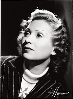 Josette Day French actress