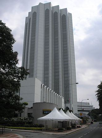 Dayabumi Complex - Image: Dayabumi, Kuala Lumpur (February 2007)