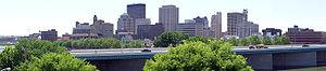 Downtown Dayton - Downtown Dayton in 2007