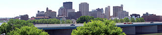 Dayton, Ohio - Panorama of Dayton