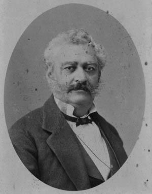 Pablo de la Guerra - Lieutenant Governor Guerra