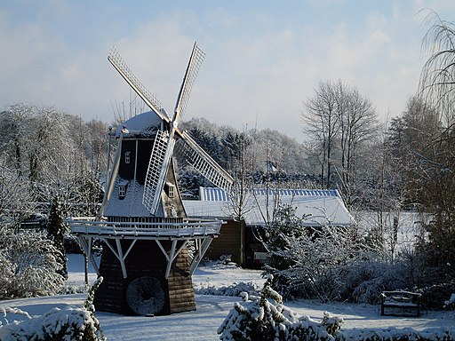 De Lelie - Aalten - Winter - 2009