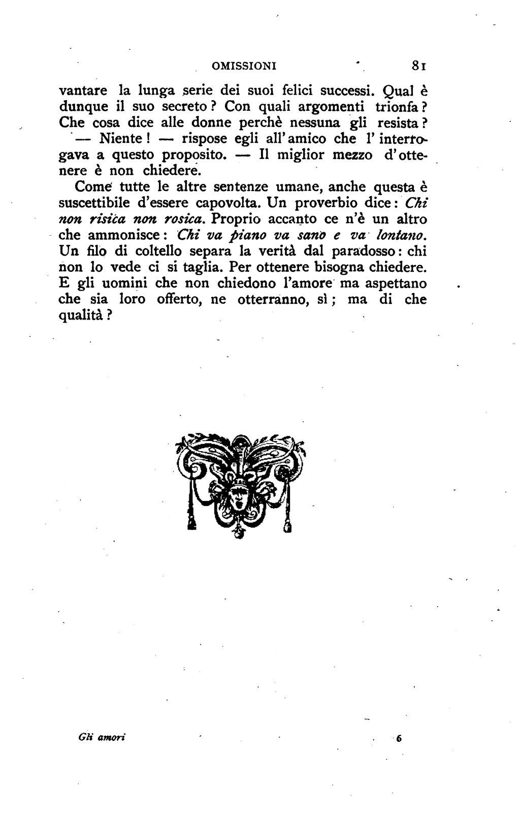 Amori De pagina:de roberto - gli amori.djvu/91 - wikisource
