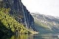 De syv søstrene (Seven Sisters) fall Geiranjer fjord 10 2018 3400.jpg