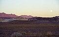 Death Valley moonrise 2005.jpg