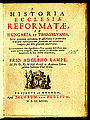 Debreceni Ember - Historia Ecclesiae Reformatae - 1728 - Universiteitsbibliotheek VU PL 428.JPG