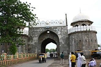 Gates in Aurangabad, Maharashtra - Image: Delhigate 1