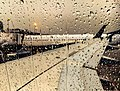 Delta Flight Raindrops - Plane Wing - Air Travel (27515766324).jpg