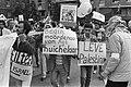 Demonstratie tegen oorlog in Libanon, Amsterdam diversen, Bestanddeelnr 932-2087.jpg