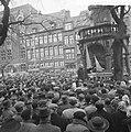 Demonstraties in Luik tegen de Eenheidswet, demonstranten Luik, Bestanddeelnr 911-9356.jpg