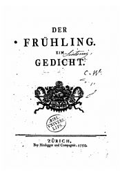 Der_Fruehling