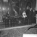 Derde dag van het bezoek van Koning Boudewijn bezoek aan Den Haag , aankomst bij, Bestanddeelnr 910-5129.jpg