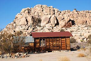 Keys Desert Queen Ranch - Image: Desert Queen Ranch school house 2