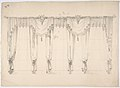 Design for Fringed Curtains Surrounding Three Windows MET DP807340.jpg