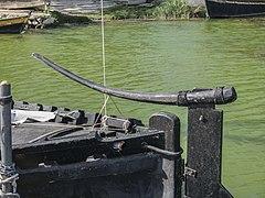 Detall d'una embarcació, 7 (Port de Silla).jpg