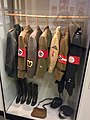Deutsches Historisches Museum 2019-10-13 lowres Nazi Germany uniform jackets tunics caps boots badges swastika arm bands Staatsforstdienst NS-Ordensburgen diplomatic corps NSKK BDM HJ DAF 3894.jpg