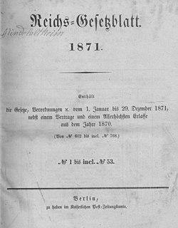 Deutsches Reichsgesetzblatt 1871 000 000.jpg