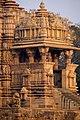 Devi-Jagadambi Temple Khajuraho entrance porch.jpg