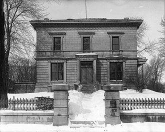 McLennan Library Building - Dilcoosha, 1913