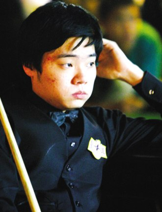 Sport in China - Ding Junhui is the first Chinese snooker player to win a ranking tournament and the Masters.