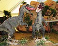 Dinosaurios Park, Velociraptor.JPG