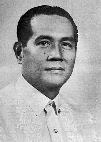 Diosdado Macapagal - Diosdado Macapagal in 1962