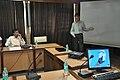 Dipankar Bhattacharya Presentation - Professional Enrichment Programme On Astronomy Awareness - NCSM - Kolkata 2011-09-20 5418.JPG