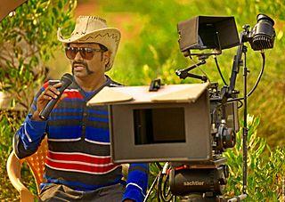 Gaurav Narayanan Indian director