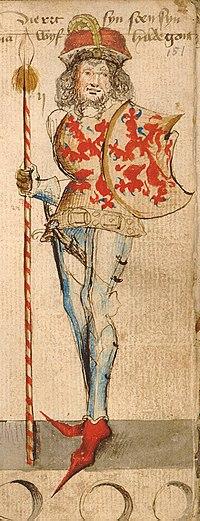 Dirk II, Count of Holland, by Hendrik van Heessel.jpg
