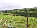 Disertowen Townland. Looking north-east