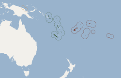 Distribution of Pteropus tonganus.PNG