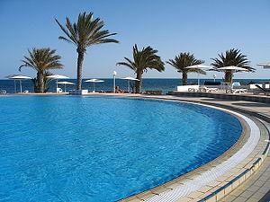 Djerba, in Tunisia
