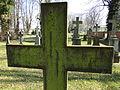 Dobbertin Klosterfriedhof Grabstein Janette von Bülow Reihe 3 Platz 2 2012-03-23 267.JPG