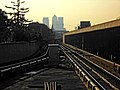 Docklands from King George V Station (10825233064).jpg