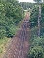 Dolní Skrýchov, železniční trať, bystřická kolejová splítka.jpg