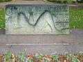 Dolny Kubin Relief pri pamatniku P O Hviezdoslava1.jpg