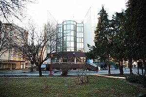 Varvarin - House of Culture in Varvarin