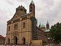 Dom zu Speyer. View from South-West. 2009-08-08 20-54-51.jpg