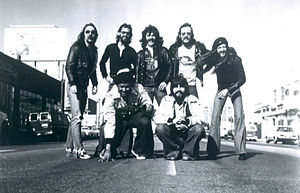 The Doobie Brothers - The Doobie Brothers with the addition of Michael McDonald in 1976