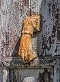 Door knocker – Rue de la Chartreuse in Cahors.jpg