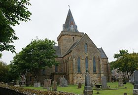 Image illustrative de l'article Cathédrale de Dornoch