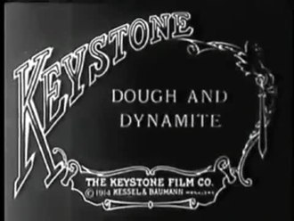 ملف:Dough and Dynamite 1914 CHARLIE CHAPLIN CHESTER CONKLIN Mack Sennett.webm