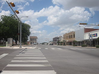 Snyder, Texas - Image: Downtown Snyder, TX IMG 4585