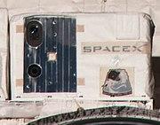 DragonEye on STS-133